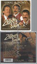 CD--ZELLBERG BUAM--URIG & ECHT