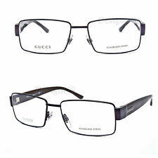 43573ef1c42e Gucci GG 2217 L13 Chocolate Eyeglass Frame 53-16-135 for sale online ...