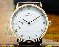 Blancpain Villeret Power Reserve Rose Gold 4040-3642-55B