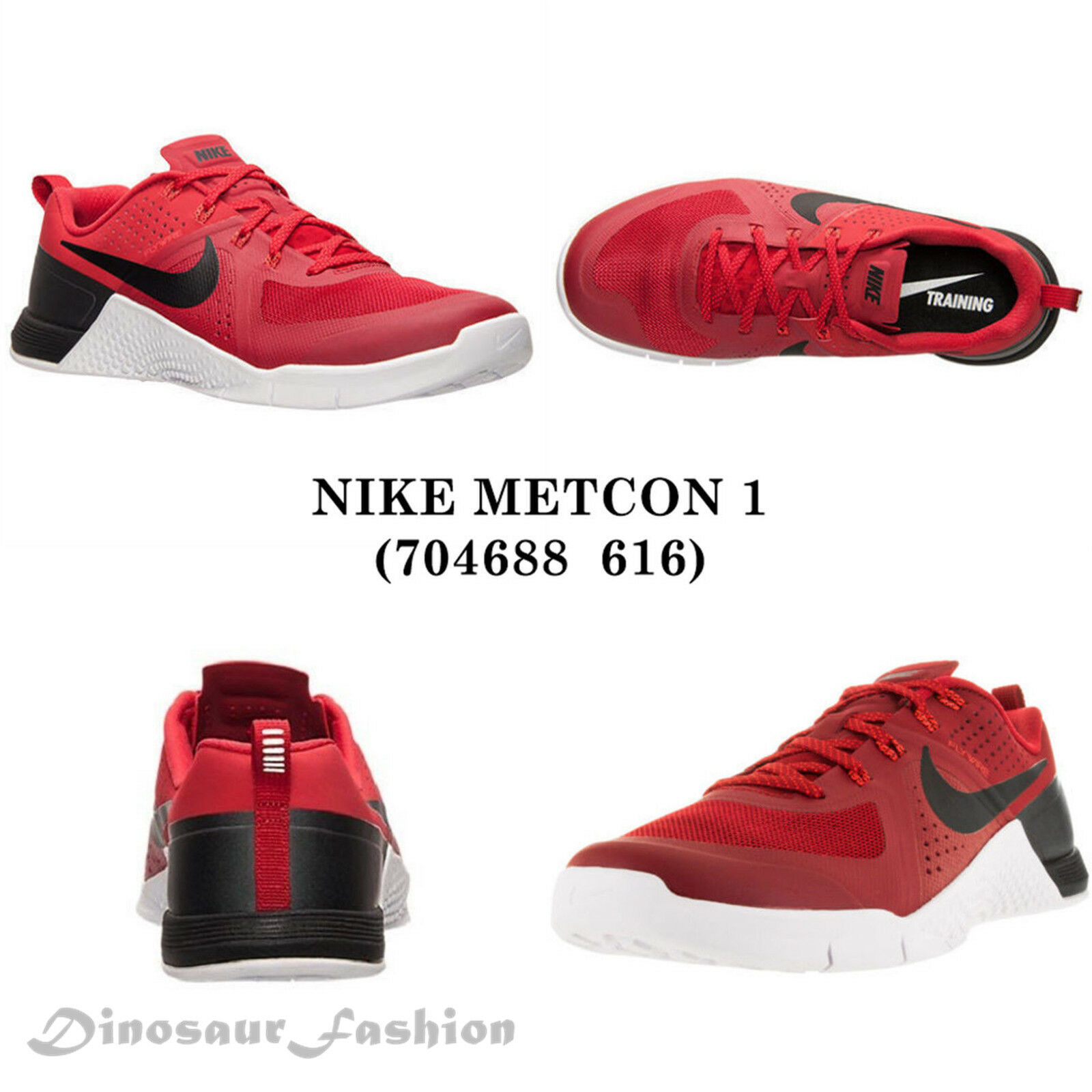 NIKE METCON Chaussures 1  Hommes Training Chaussures METCON  New with box,NO LID 54d4a2