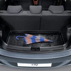 14-ON HEAVY DUTY CAR BOOT LINER COVER PROTECTOR MAT  FOR HYUNDAI I10