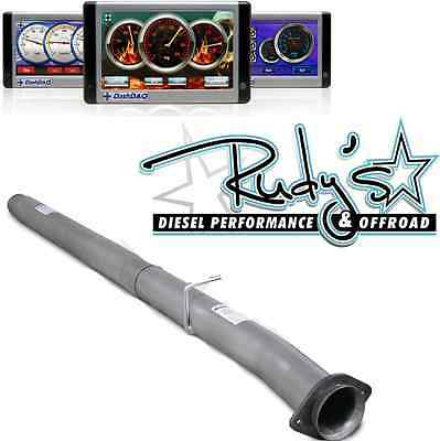 "Patriot Phalanx 6.4L Ford Tuner 4"" DPF CAT Delete Pipe 08-10 Powerstroke Diesel"