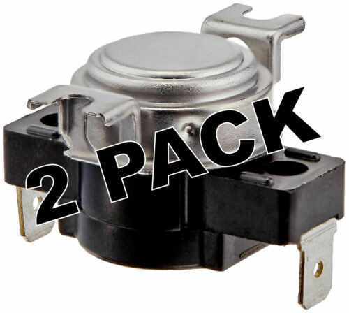 Clothes Dryer Thermostat for Samsung 2 Pk PS4205216 DC47-00017A AP4201896