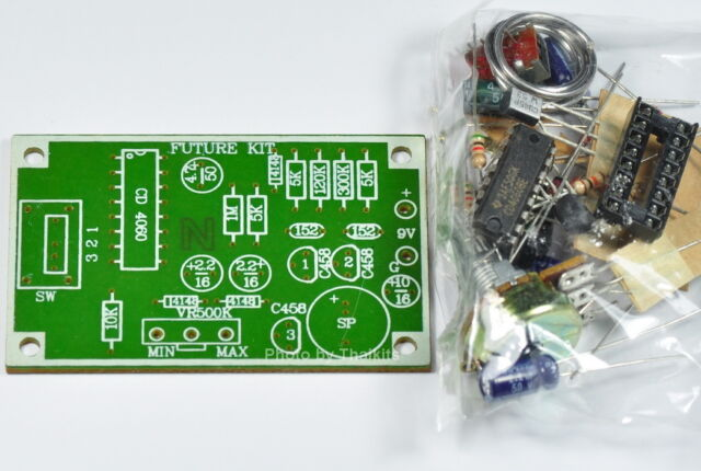 Alarm Clock Timer 22second to 4 hours Unassembled Electronic Circuit Kit