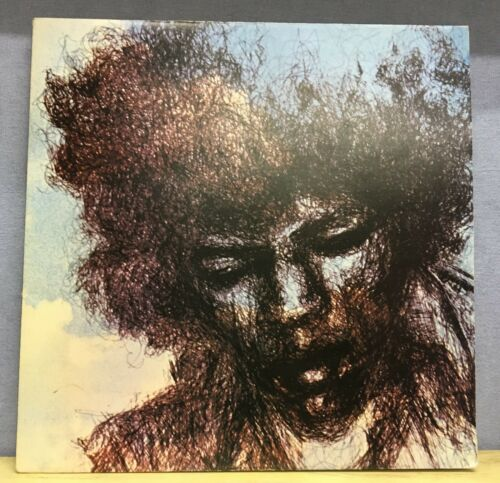 JIMI HENDRIX The Cry Of Love 1971 UK vinyl LP EXCELLENT CONDITION original
