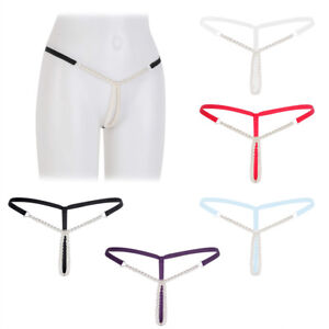 Thong Panties Bead Photos