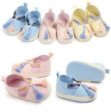 Newborn Shoes First Walkers Baby Girls Shoes fringed Soft Sole Shoes Prewalker