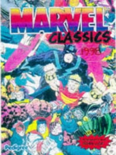 Marvel Classics Plus by Unknown Paperback Book The Cheap Fast Free Post