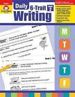 Daily 6-Trait Writing, Grade 2 by Evan-Moor Educational Publishers (Paperback / softback, 2008)