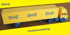 Wiking 544//2   Mercedes-Benz 1619 S Koffer-Sattelzug Ikea