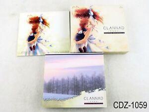 Clannad-Original-Soundtrack-Key-Music-CD-Japanese-Import-Japan-US-Seller