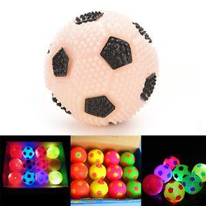 1-X-Light-Up-Sounding-Ball-Flashing-Soccer-Balls-Toy-Gifts-with-LED-Random-RW