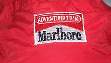 Marlboro Adventure Team  Strapback Hat Vintage 90s VTG SVK Red Free Shipping