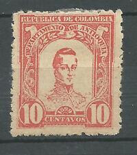 COLOMBIA......Antioquia......1899......Local Post.....General Cordoba