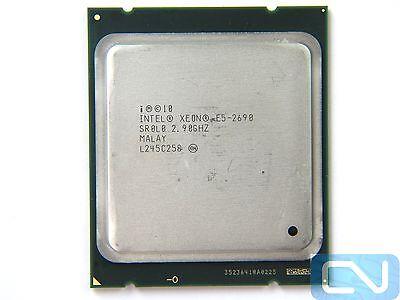 *B Grade* Intel Xeon E5-2690 2.9GHz 20MB 8GT/s SR0L0  LGA 2011 Server CPU