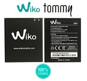 Batterie-Wiko-Tommy