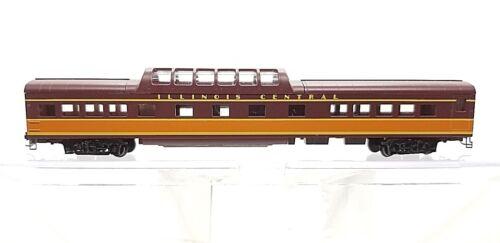 Z Scale MTL 551 00 020 Illinois Central Passenger Dome Car
