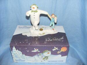 John-Beswick-The-Snowman-Taking-Off-Raymond-Briggs-JBS15-Brand-New