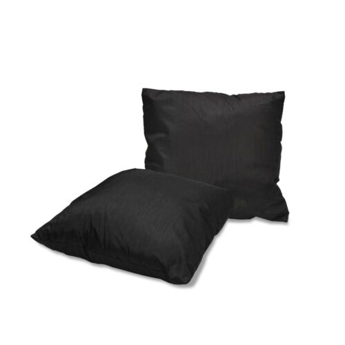 """Holly Faux Silk Square Decorative Throw Pillow Living Room Bedroom Sofa 18/""""x18/"""""""