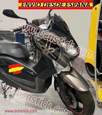 Azul Brillante Motocicleta Superbike Pegatinas Calcoman/ías Pack Impermeable Yamaha VMax