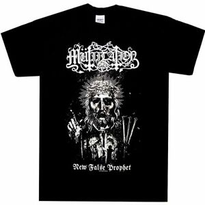 Mutilation-New-False-Prophet-Shirt-S-M-L-XL-Official-T-Shirt-Black-Metal-Tshirt