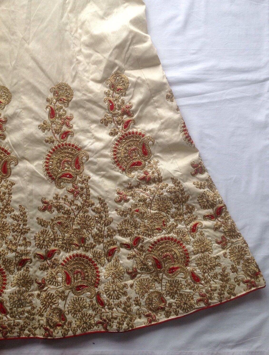 INDIAN Matrimonio lehnga quelli quelli quelli separati Camicetta Designer abito da sposa matrimonio pakistano 1d4da9