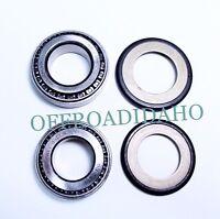 Steering Stem Head Bearing Kit Kawasaki En450a 454 Ltd, En500 Vulcan En500c