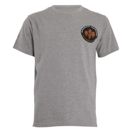 Weird Fish Mens Bohemian Crabsody T-Shirt