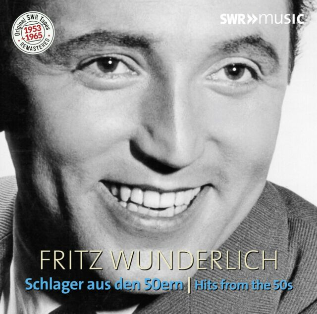 Fritz Wunderlich - Hits from the 50s