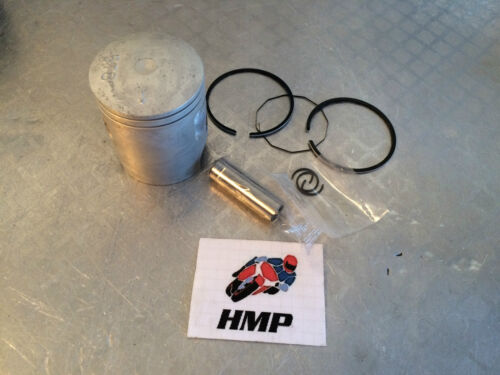 YAMAHA DT80LC 0.5MM OVERSIZE PISTON KIT 49.5MM 1981-1984