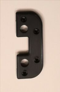 Hinge Repair Kit - IKEA PAX - DiscoLapy - reparation kit - black