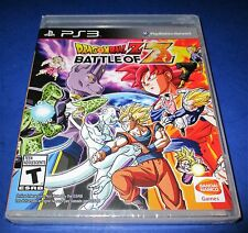 Dragon Ball Z: Battle of Z Sony PlayStation 3 *Factory Sealed! *Free Shipping!