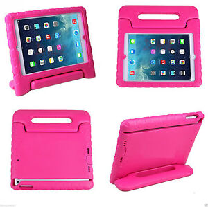 Hot-Pink-Kids-Shock-Proof-Shock-Proof-Foam-EVA-Cover-For-Apple-iPad-2-3-4-UK-New