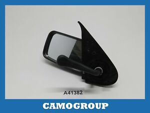 Left Wing Mirror Left Rear View Cedam FIAT Cinquecento From 98