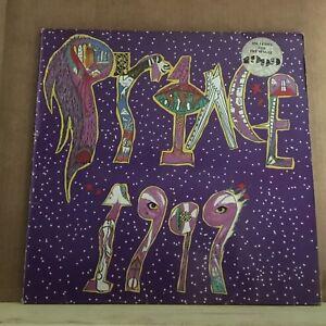 PRINCE-1999-1982-double-vinyl-LP-EXCELLENT-CONDITION