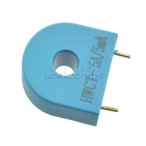 10PCS HMCT103C 5MA//5A Micro Current Transformer Sensor Precision  Module