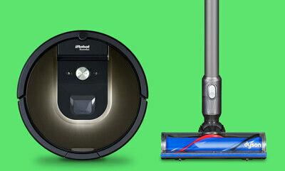 Up to 50% off Dyson and more.