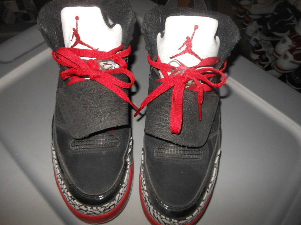Nike Air Jordan Retro Son of of of Mars schuhe 2012 Größe 10.5 864164