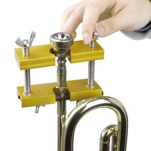 Mundstückabzieher für Blechblasinstrumente Trompete Kornett Waldhorn