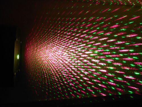 LASER Garten Terrassen Laser Effektlaser LED Wandlicht Sternenhimmel Projector
