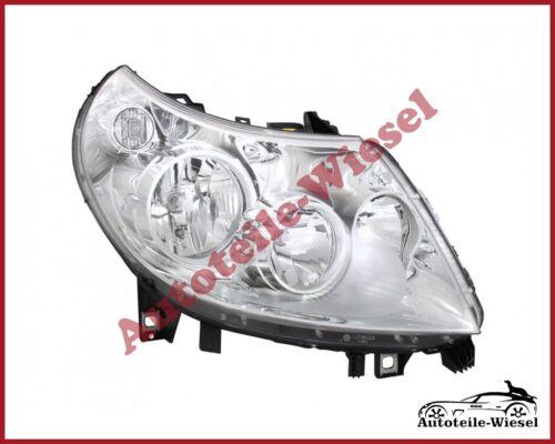 MAGNETI MARELLI Scheinwerfer H15 H7 Rechts für FIAT DUCATO 250 290 PEUGEOT