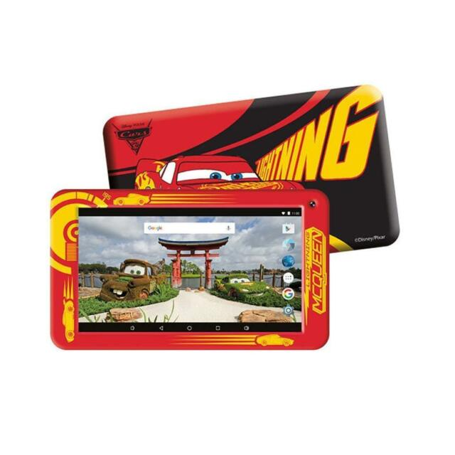 "e-STAR 7"" Themed Tablet Red Cars"