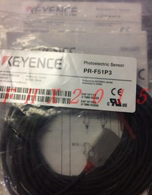 1pcs NEW KEYENCE original sensor PR-F51P3