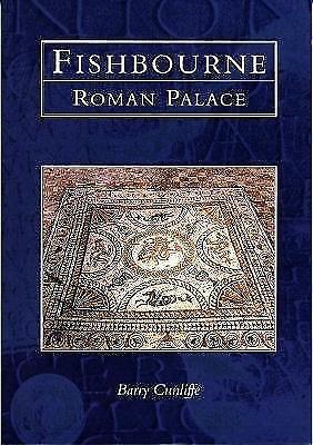 1 of 1 - Fishbourne Roman Palace (Tempus History & Archaeology)-ExLibrary