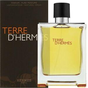 Hommes D'hermès Parfum Sur 200ml Détails Pure Neuf Terre tsQdhCr