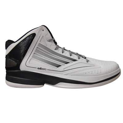 Shoes adidas Crazy Ghost 2 Mens Basketball Sneakers Red