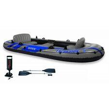 Intex Schlauchboot  EXCURSION 5 Set für 5 Personen  68325. Blau/Grau