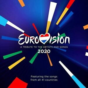 Eurovision-2020-A-Tribute-To-The-Artists-And-Songs-Various-Artists-2-CD-Set