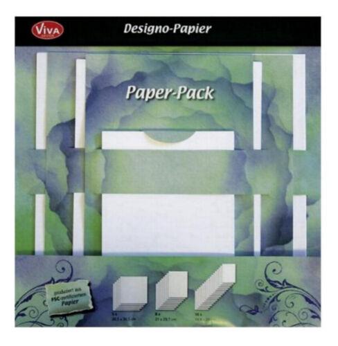 Designo cachet papier 30,5 cm Mat 240 g//m² Viva Decor My Paper World