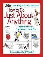 How to Do Just about Anything Solve Problems, Save Money, Have Fun 2012 Prepper